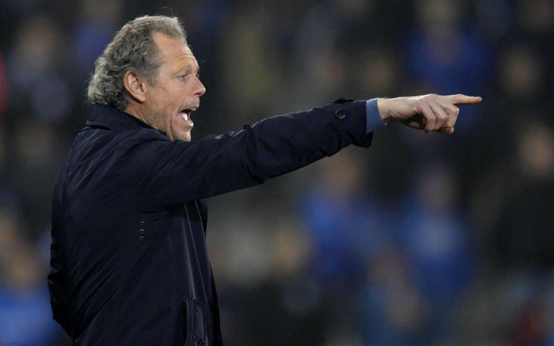 Heeft Preud'homme fans van Club Brugge bedrogen?