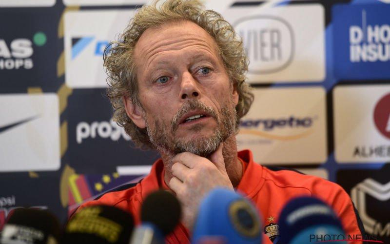 'Preud'homme en Sa Pinto gaan samenwerken bij Standard'