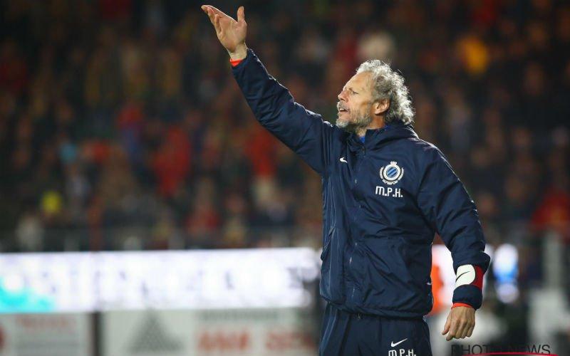 Wordt Preud'homme opnieuw trainer van Belgische topclub?