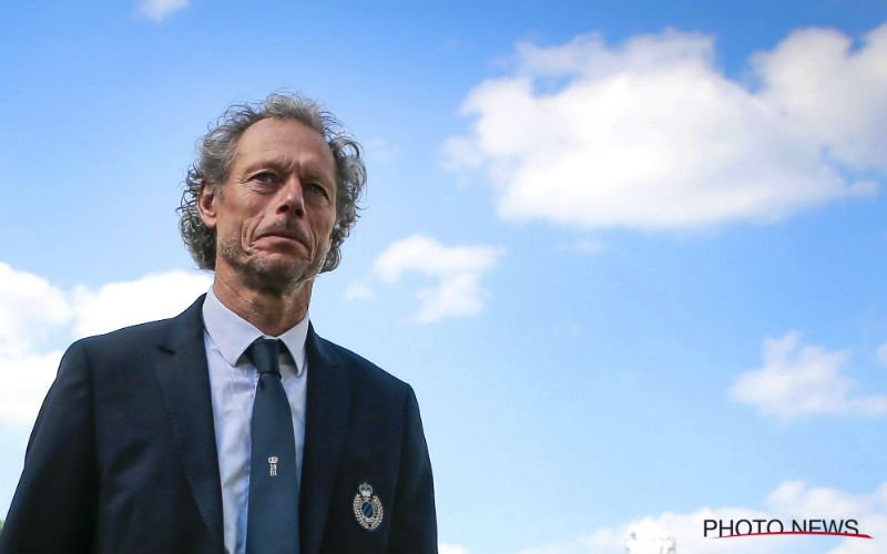 Preud'homme over Club-speler:
