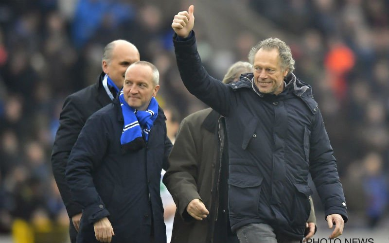 Vandenbempt geeft verrassende update over Preud'homme