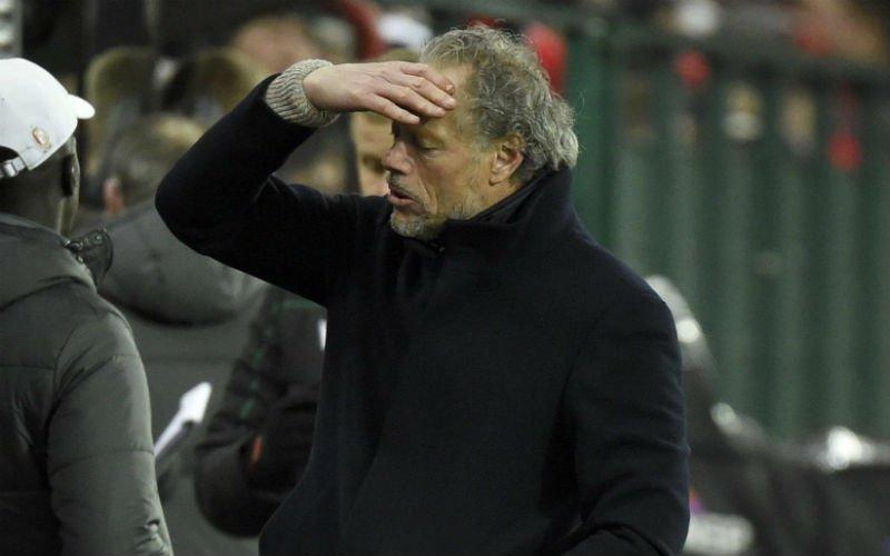 """Preud'homme zet opnieuw topaanwinst bij het huisvuil: """"Hij verlaat Standard"""""""