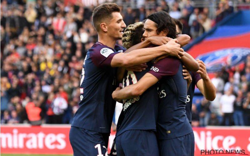 Beloften Anderlecht kunnen geen vuist maken tegen PSG