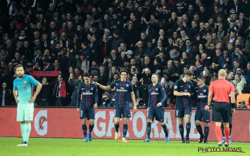 Die zal het zich beklagen: 'Belangrijke basispion van PSG durfde niet tegen Barcelona te spelen'