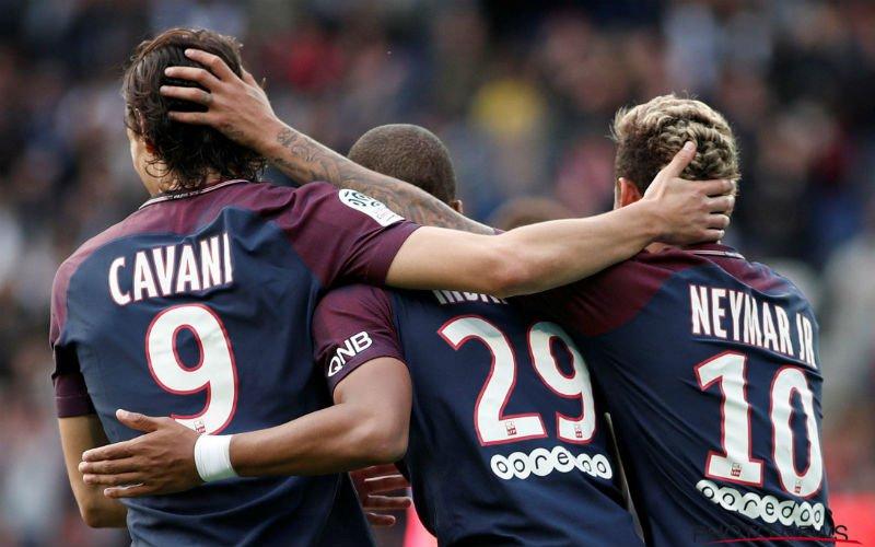 PSG doet Neymar een zeer opvallende belofte