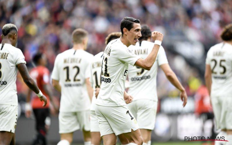 Meunier schittert in overwinning van PSG