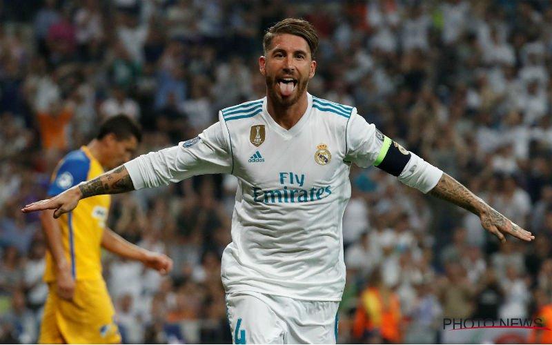 'Sergio Ramos eist komst van deze Rode Duivel en Real schiet in actie'