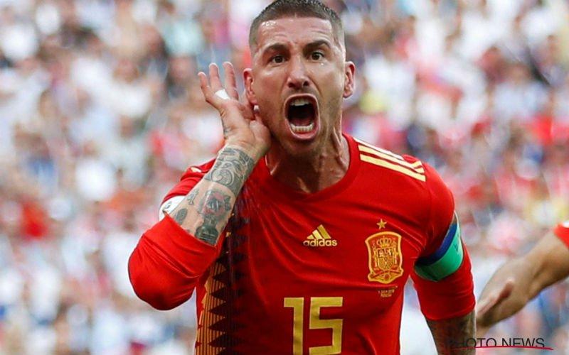Kijkers irriteren zich aan Ramos: