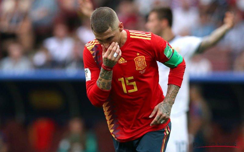 Ook favoriet Spanje sneuvelt op WK