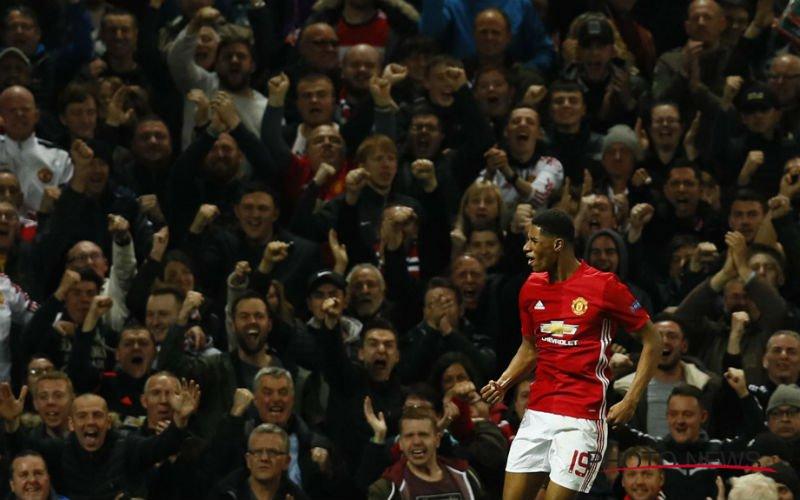 Fans van Manchester United hebben zeer opmerkelijke boodschap voor Anderlecht-supporters
