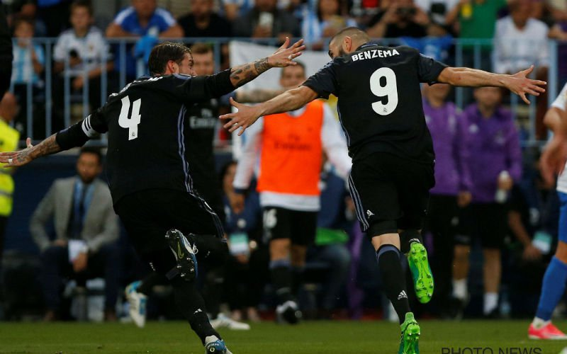 Real Madrid is landskampioen geworden