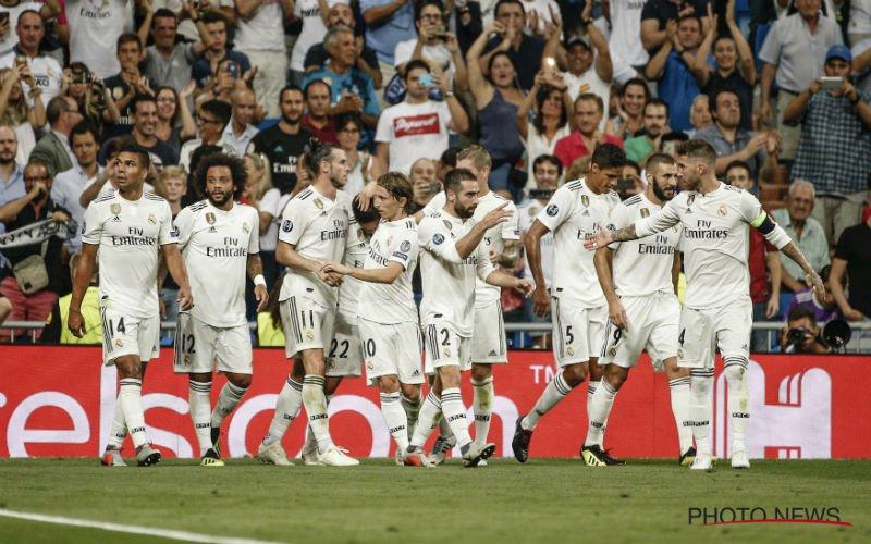 'Real Madrid is het kotsbeu en grijpt in: deze 5 spelers moéten weg'