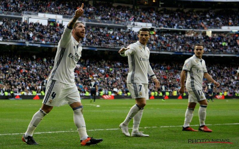 Sergio Ramos geeft aartsrivaal Barcelona een ferme steek: