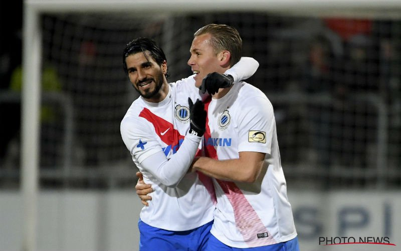 Refaelov kondigt zelf nieuwe speler aan bij Club Brugge