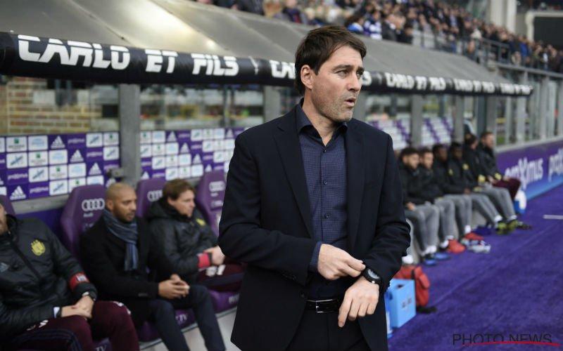 Zeer verrassende naam met Anderlecht mee naar Zenit