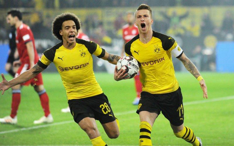 Dortmund deelt Bayern München enorme klap uit in titelstrijd