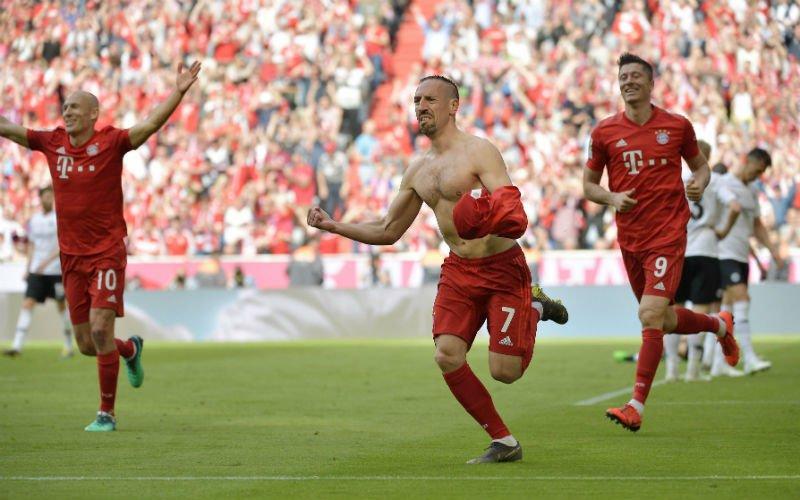 Bayern München kroont zich tot opnieuw kampioen van Duitsland