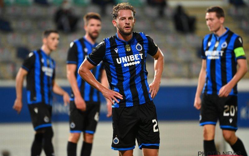 Club Brugge heeft groot probleem: