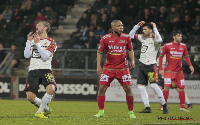 KV Mechelen krijgt dreun te verwerken in strijd om play-off I