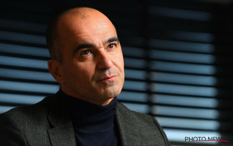 Roberto Martinez hakt knoop door over toekomst bij Rode Duivels