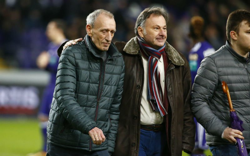 Anderlecht-icoon Rob Rensenbrink (72) is overleden