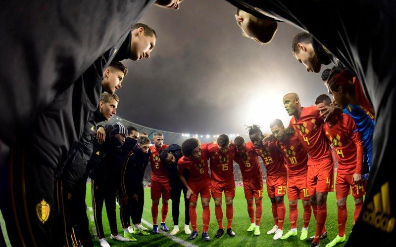 Belgische fans ergeren zich mateloos aan België-IJsland