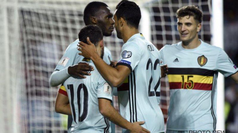 Buitenlandse pers doet voorspelling over Rode Duivels op WK