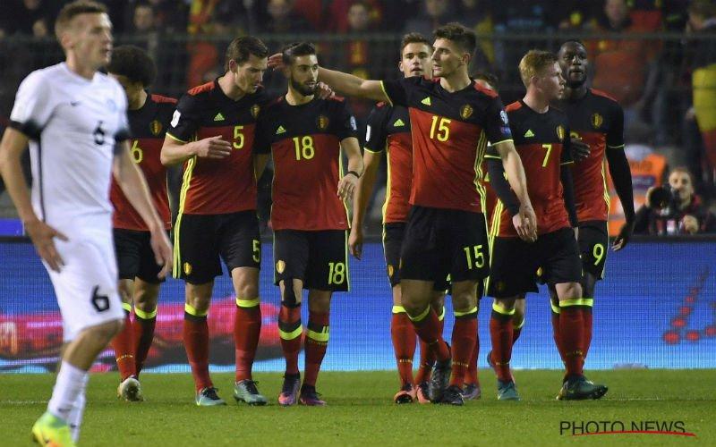 'Rode Duivel in vorm van zijn leven staat op het punt te stoppen bij nationale ploeg'