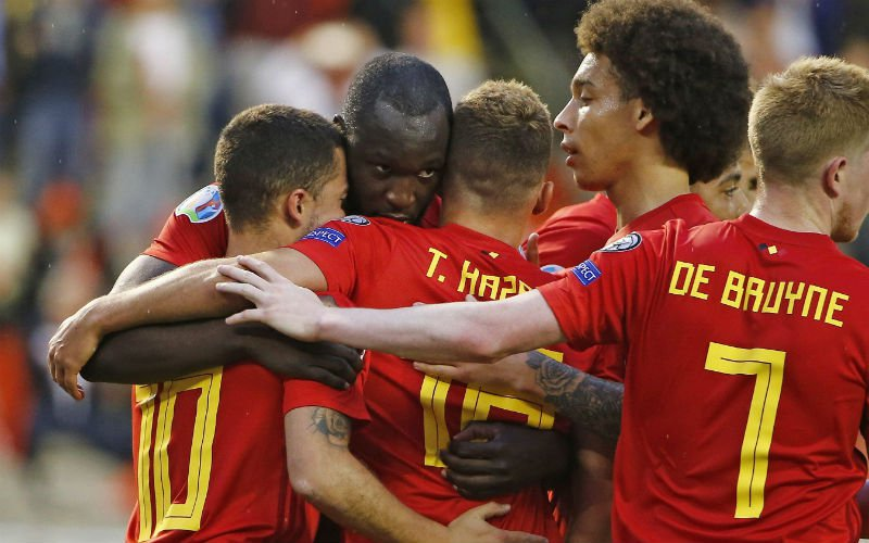 Unieke kans: Win 10 (!) keer je inzet als Rode Duivels winnen van San Marino