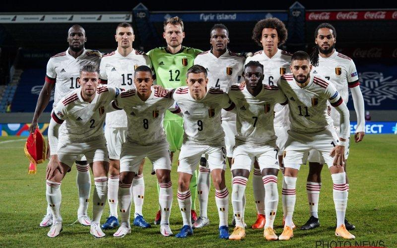 Belgische fans erg teleurgesteld na zege van Rode Duivels