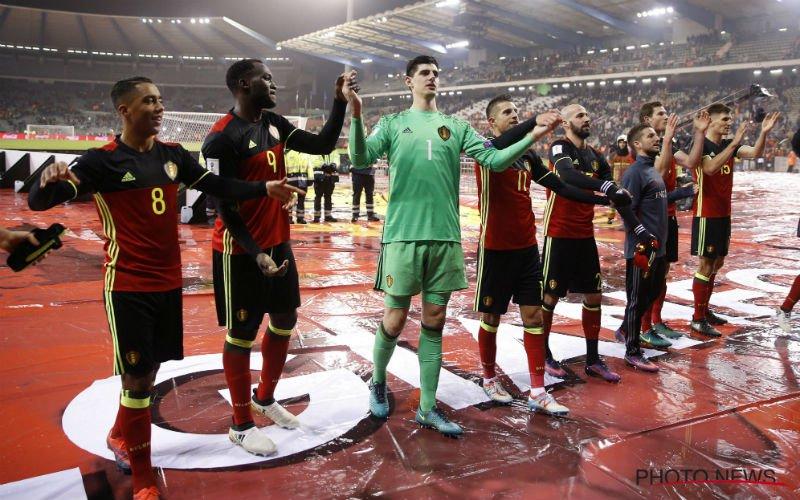 'Rode Duivels spelen tegen deze twee toplanden'