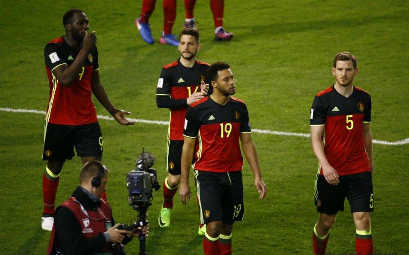 Dramatisch nieuws voor Rode Duivels met oog op WK