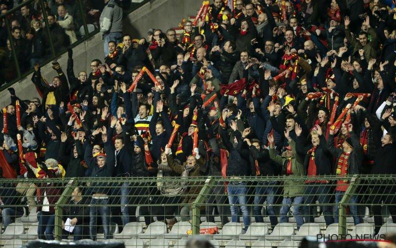 Fans van Rode Duivels lachen Oranje op deze manier keihard uit
