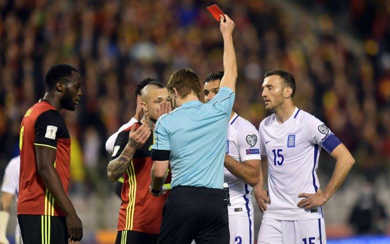 Ongezien: FIFA schorst WK-ref levenslang na frappant bedrog