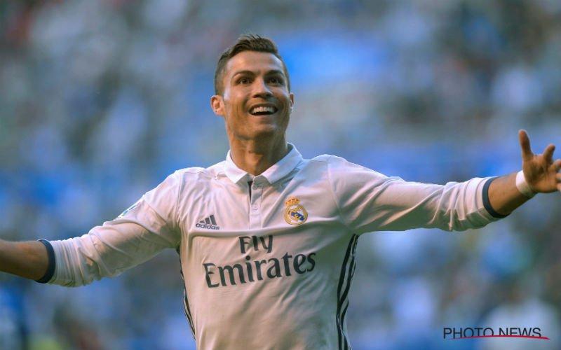 Na een korte droogte ontploft Cristiano Ronaldo helemaal (Video)