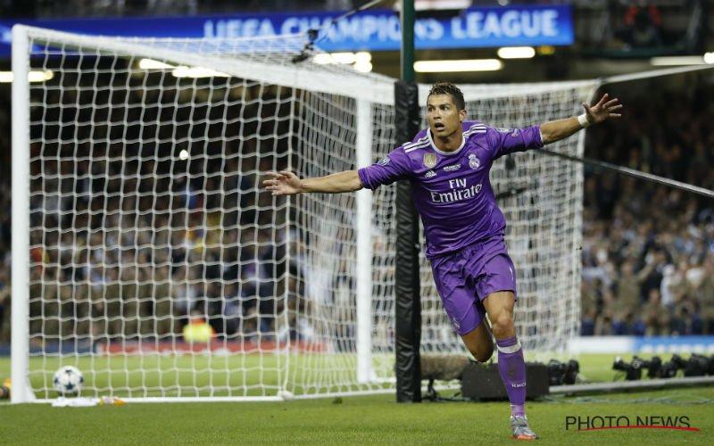Bom op transfermarkt! 'Ronaldo keert terug naar Manchester United'