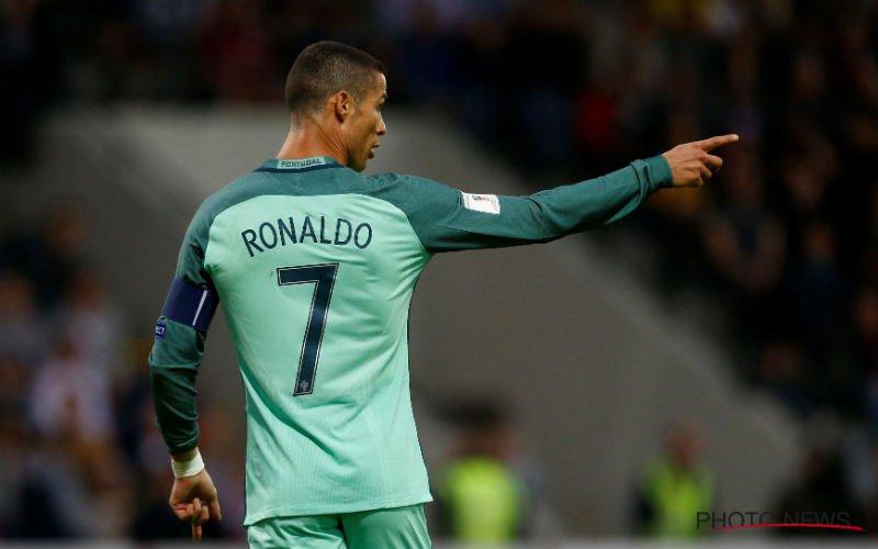 Ploegmaat doet Ronaldo verrassend voorstel: