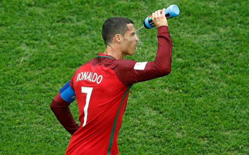 Bondscoach Portugal neemt erg verrassend besluit over Ronaldo