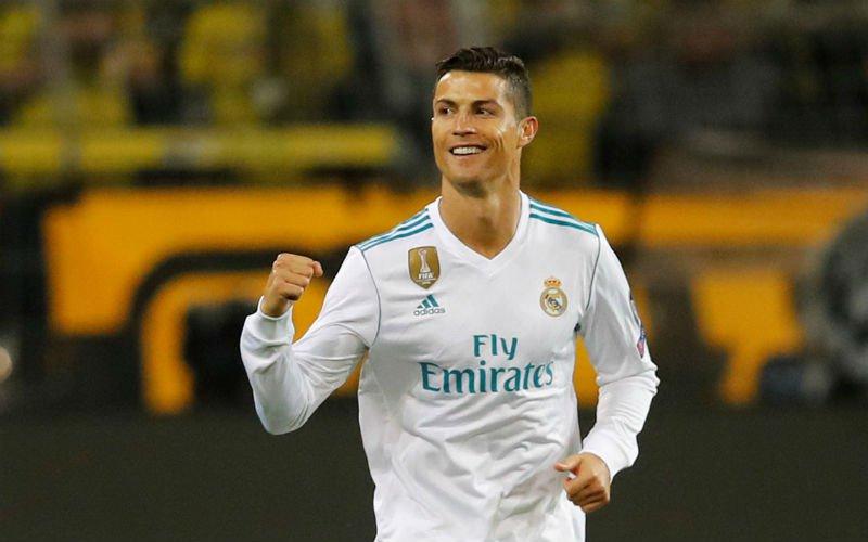 Cristiano Ronaldo vertedert iedereen met deze foto
