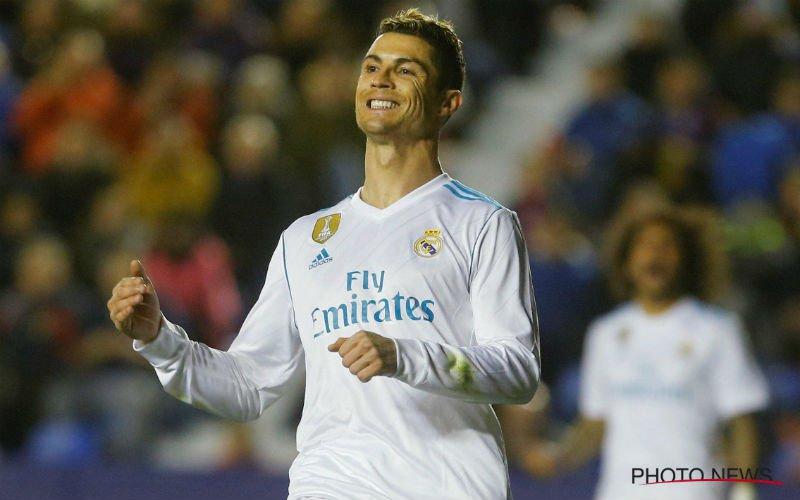Ronaldo informeerde goede vriend over vertrekwens: 'Ik wil naar die club'