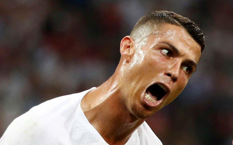Na Messi neemt ook Ronaldo afscheid van WK
