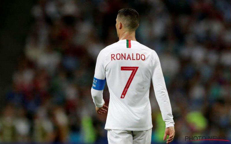 'Juventus was eigenlijk plan B voor Cristiano Ronaldo'