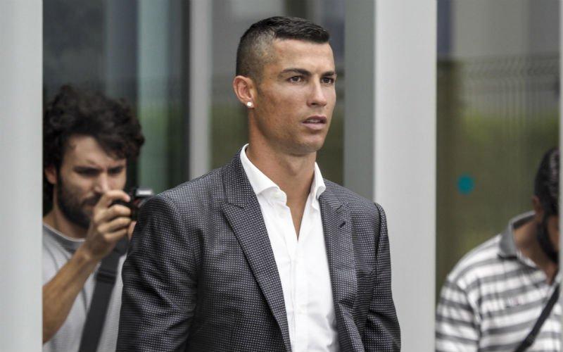 'Ronaldo schenkt personeel na verblijf in Griekenland ongeziene fooi'