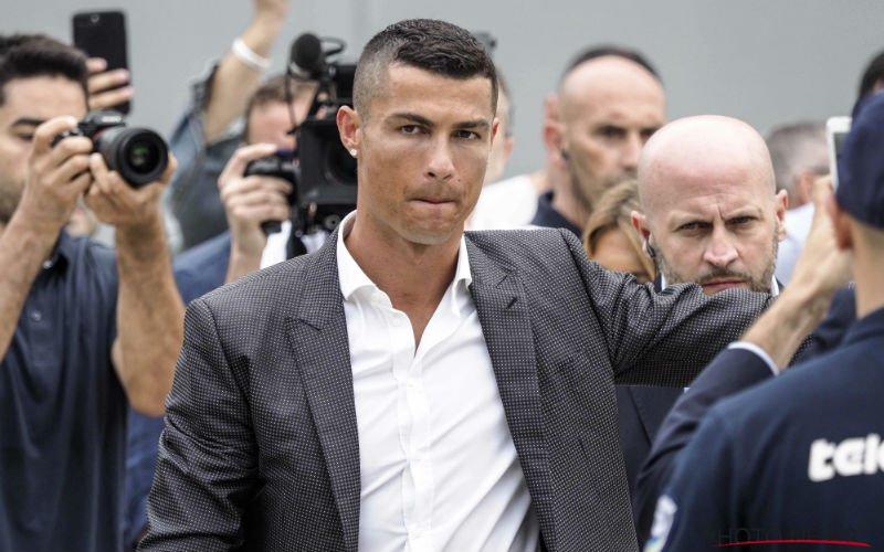 'Ronaldo grijpt in na transfer van Courtois naar Real'