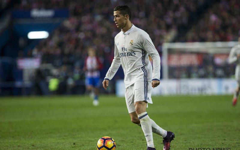 'Ronaldo naar ziekenhuis gebracht'