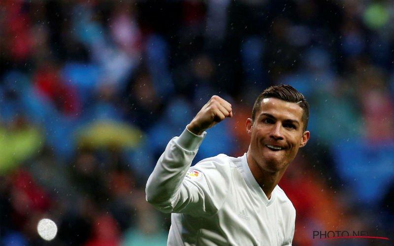 'Totaal geschift nieuws over Cristiano Ronaldo'