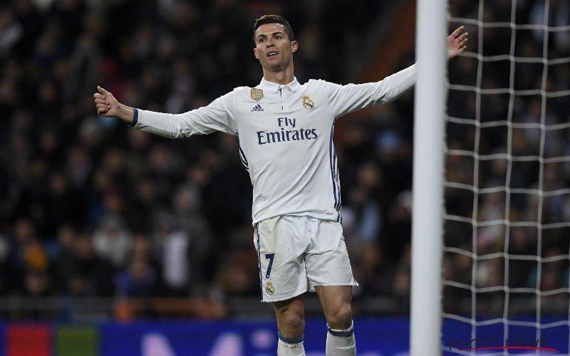 Ronaldo toont zijn droomauto van 1,7 miljoen euro