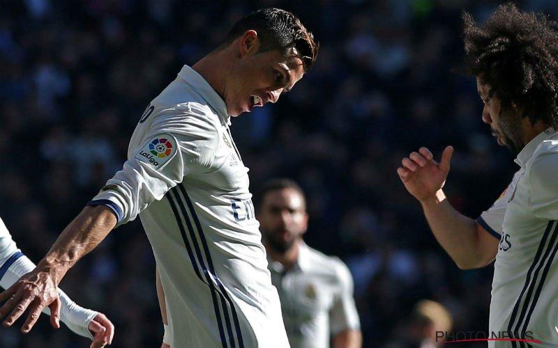 Ronaldo verkozen tot beste speler van 2016
