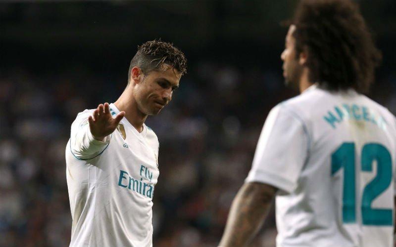 Real Madrid lijdt zuur puntenverlies op eigen veld
