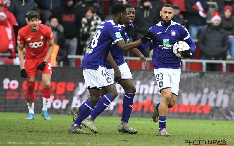 Standard en Anderlecht schieten niets op met gelijkspel